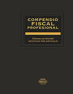 COMPENDIO FISCAL PROFESIONAL 2021