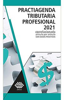 PRACTIAGENDA TRIBUTARIA 2021 PROFESIONAL