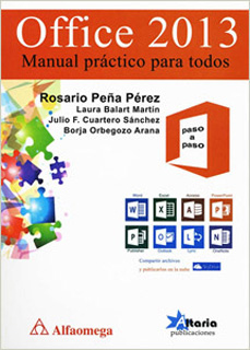 OFFICE 2013 MANUAL PRACTICO PARA TODOS