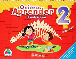 QUIERO APRENDER 2 LIBRO DE TRABAJO