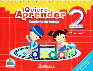 QUIERO APRENDER 2 CUADERNO DE TRABAJO