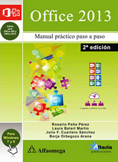OFFICE 2013: MANUAL PRACTICO PASO A PASO (PARA...