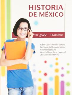 HISTORIA DE MEXICO 3 SECUNDARIA