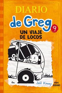DIARIO DE GREG 9: UN VIAJE DE LOCOS