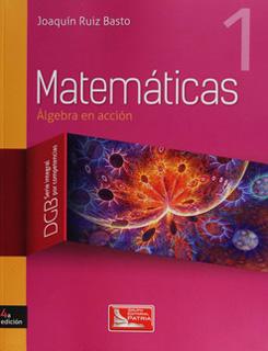 MATEMATICAS 1 ALGEBRA EN ACCION (SERIE INTEGRAL...
