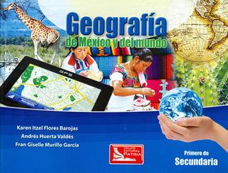 GEOGRAFIA DE MEXICO Y DEL MUNDO: PRIMERO DE...