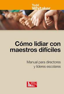 COMO LIDIAR CON MAESTROS DIFICILES
