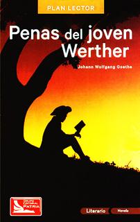 PENAS DEL JOVEN WERTHER (INCLUYE CUADERNO DE...