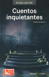 CUENTOS INQUIETANTES (INCLUYE CUADERNO DE...