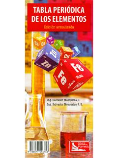 TABLA PERIODICA DE LOS ELEMENTOS (ACTUALIZADA)