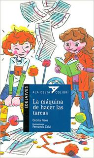 LA MAQUINA DE HACER LAS TAREAS (SERIE AZUL)