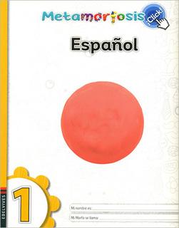 ESPAÑOL 1 ¡CLICK! (METAMORFOSIS)