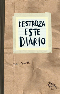 DESTROZA ESTE DIARIO (PORTADA CRAFT)
