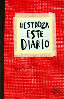 DESTROZA ESTE DIARIO (PORTADA ROJA)