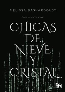 CHICAS DE NIEVE Y CRISTAL