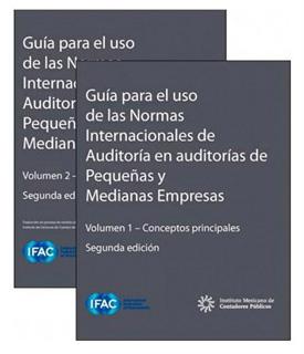 GUIA PARA EL USO DE LAS NORMAS INTERNACIONALES DE AUDITORIA EN PYMES