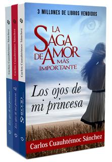 LA SAGA DE AMOR: LOS OJOS DE MI PRINCESA (PAQUETE)