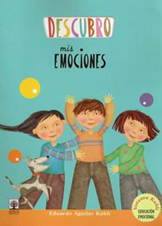 DESCUBRO MIS EMOCIONES (INCLUYE CD)
