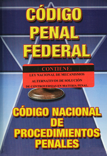 2018 CODIGO PENAL FEDERAL Y CODIGO NACIONAL...