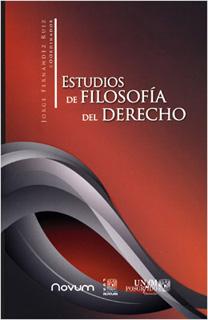ESTUDIOS DE FILOSOFIA DEL DERECHO