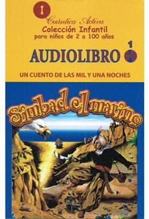 SIMBAD EL MARINO (AUDIOLIBRO)