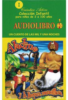 ALADINO Y LA LAMPARA MARAVILLOSA (AUDIOLIBRO)
