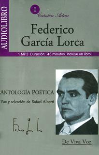 ANTOLOGIA POETICA (AUDIOLIBRO)