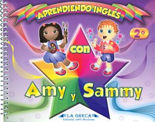 APRENDIENDO INGLES CON AMY Y SAMMY 2º