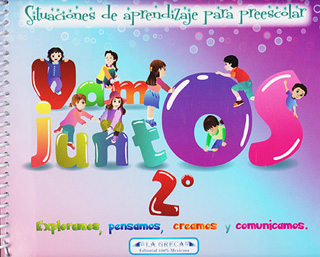 VAMOS JUNTOS 2 PREESCOLAR