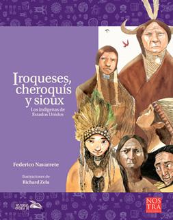LOS INDIGENAS DE ESTADOS UNIDOS: IROQUESES,...