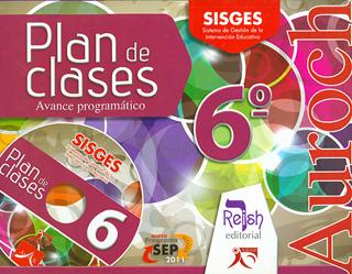 AUROCH PLAN DE CLASES 6º PRIMARIA AVANCE...