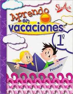 APRENDO EN VACACIONES 1º PRIMARIA