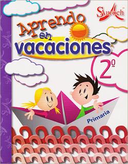 APRENDO EN VACACIONES 2º PRIMARIA