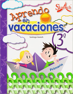APRENDO EN VACACIONES 3º PRIMARIA