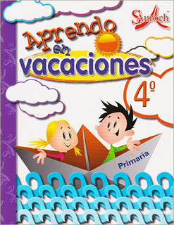APRENDO EN VACACIONES 4º PRIMARIA