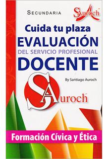 CUIDA TU PLAZA: FORMACION CIVICA Y ETICA...