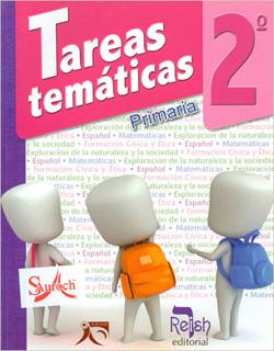TAREAS TEMATICAS 2º PRIMARIA