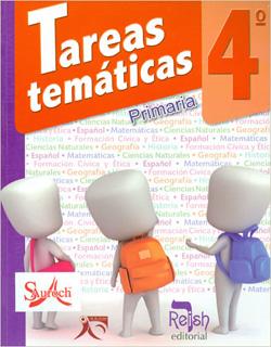 TAREAS TEMATICAS 4º PRIMARIA