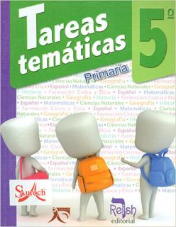 TAREAS TEMATICAS 5º PRIMARIA