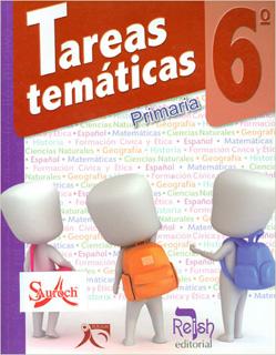 TAREAS TEMATICAS 6º PRIMARIA