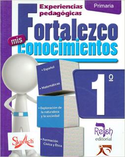 FORTALEZCO MIS CONOCIMIENTOS 1º PRIMARIA (GUIA)