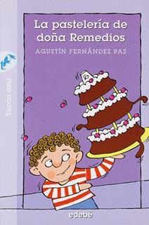 LA PASTELERIA DE DOÑA REMEDIOS (TUCAN AZUL)