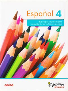 ESPAÑOL 4 PRIMARIA (INGENIUM)