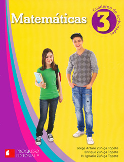 MATEMATICAS 3 CUADERNO DE ACTIVIDADES (PROGRESO...