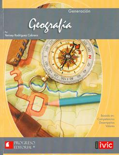 GENERACION: GEOGRAFIA