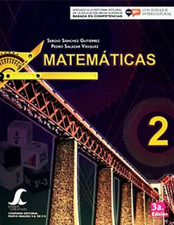 MATEMATICAS 2 INCLUYE CUADERNO DE ACTIVIDADES