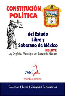 CONSTITUCION POLITICA DEL ESTADO LIBRE Y SOBERANO...