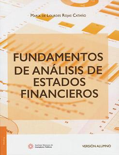 FUNDAMENTOS DE ANALISIS DE ESTADOS FINANCIEROS...