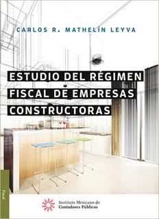 ESTUDIO DEL REGIMEN FISCAL DE EMPRESAS...