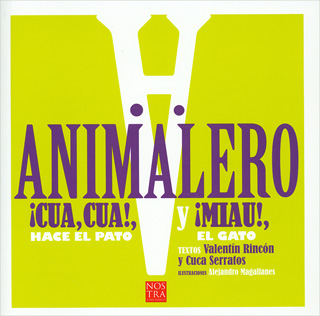 ANIMALERO (ILUSTRADO)